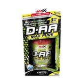 D-AA MAX PURE 100 Gélules - AMIX NUTRITION - ACIDE D-ASPARTIQUE