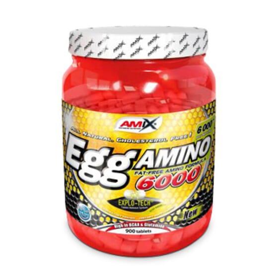 Egg Amino 6000 360 Tabs de Amix Nutrition