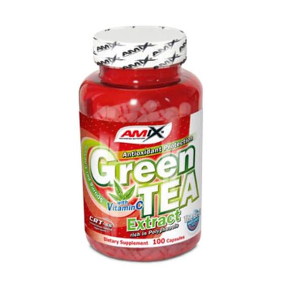 Green Tea Extract 100 Caps da Amix Nutrition