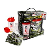 Monster Whey Protein 2000g + 6x33g + Shaker de Amix Nutrition