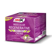 Muscular Regenerative Booster Cream 200 ml de Amix Nutrition