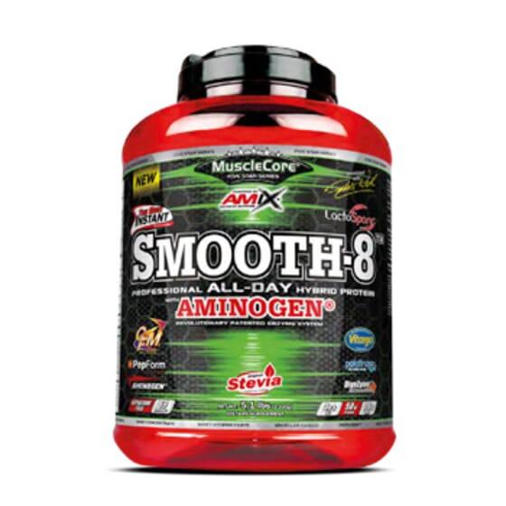 Smooth-8 Hybrid Protein 2,3Kg da Amix Nutrition