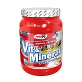 VIT AND MINERAL SUPER PACK - AMIX - Potente multivitamínico