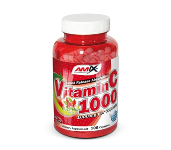 Vitamin C 1000 30 Caps de Amix Nutrition