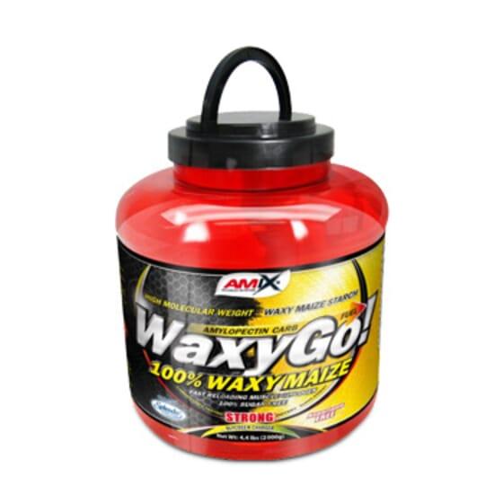Waxy Go! 2 Kg da Amix Nutrition