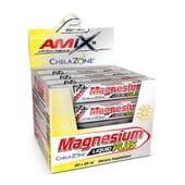 MAGNESIUM LIQUID PLUS 20 x 25ml - AMIX PERFORMANCE