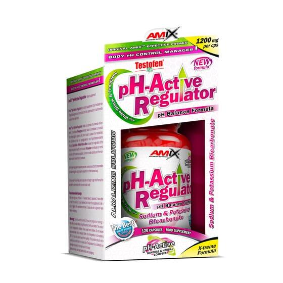 Ph-Active Regulator 120 Caps da Amix Nutrition