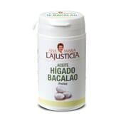Huile de foie de morue - Ana María Lajusticia - Vitamine A et D