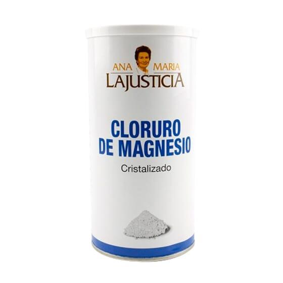 Descubre os beneficios del Cloruro de magnesio de Ana María Lajusticia