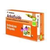 ARKOFLUIDO ECHINACEA PROPOLIS 10 Ampollas de 15ml - ARKOPHARMA