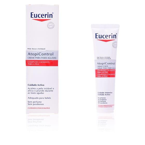 EUCERIN ATOPICONTROL CRÈME FORTE PEAU ATOPIQUE 40 ml