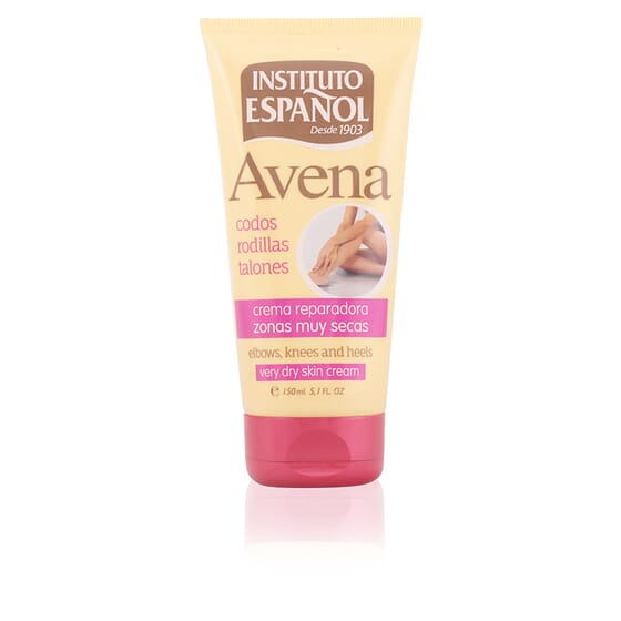 Crema Riparatrice Avena Zone Molto Secche 150 ml di Instituto Español