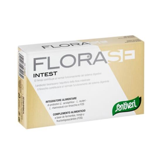 Florase Intest - Probiotici 40 Caps da Santiveri