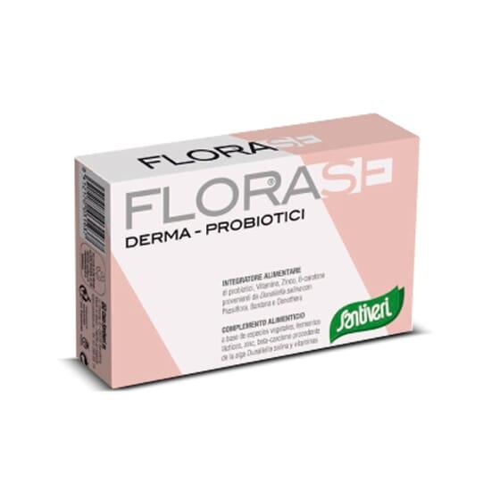 FLORASE DERMA - PROBIOTICI 40 Caps