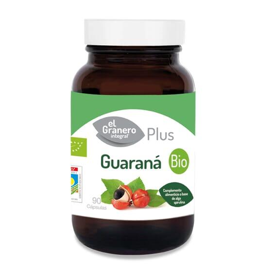 Guarana Bio 90 Caps de El Granero Integral