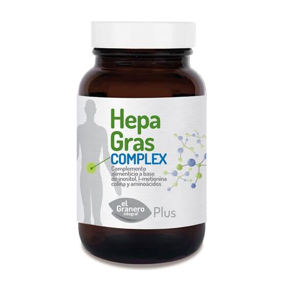 Hepagrass Complex 75 Caps de El Granero Integral