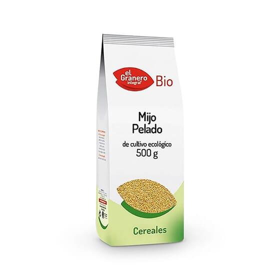 Millet Descascado Bio 500g da El Granero Integral