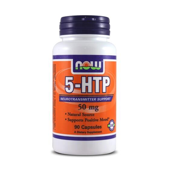 5-Htp 50 Mg 90 Caps da Now Foods
