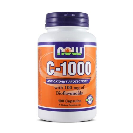 C-1000 - 100 Caps da Now Foods