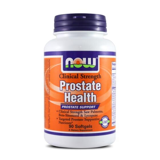 Prostate Health 90 Softgels da Now Foods