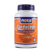 Cordyceps 750Mg 90 Vcaps da Now Foods