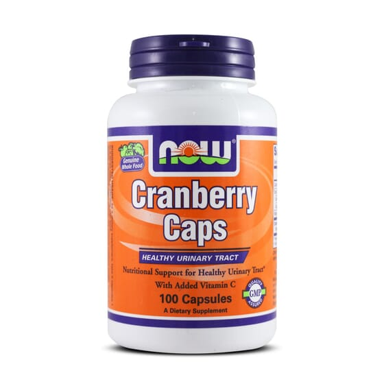 Cranberry 100 Caps da Now Foods