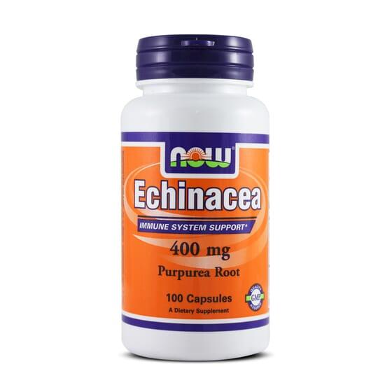 Echinacea 400mg 100 Caps de Now Foods