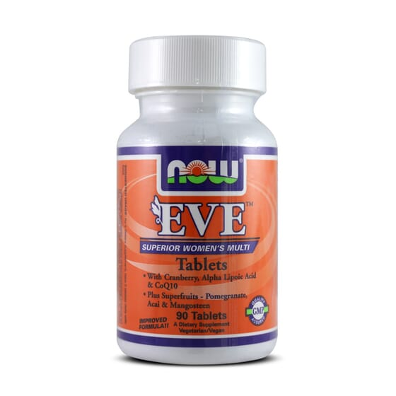 Eve Womens Multi 90 Tabs da Now Foods