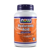 HYALURONIC ACID 120 VCaps - NOW FOODS