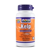 Kelp 150mcg 200 Tabs de Now Foods
