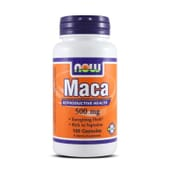 MACA 500mg 100 Caps de Now Foods