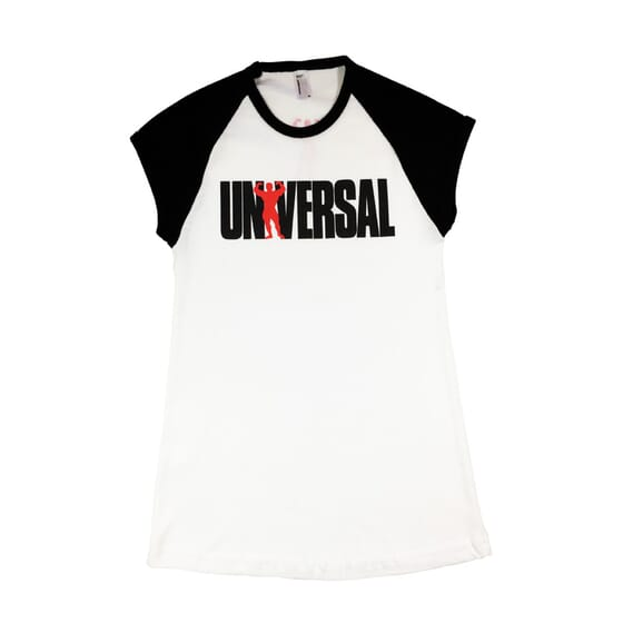 CAMISETA UNIVERSAL MUJER - UNIVERSAL NUTRITION