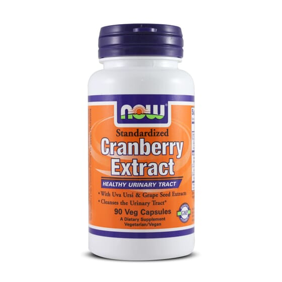 Cranberry Extract 90 Vcaps da Now Foods