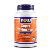 SUPER PRIMROSE 1300mg 60 Softgels - NOW FOODS