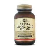 ACIDE ALPHA-LIPOÏQUE (ALA) - SOLGAR - Antioxydant