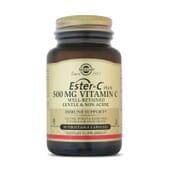 Ester-C Plus 500Mg Vitamin C 50 Vcaps da Solgar