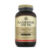 Flaxseed Oil 1250Mg 100 Softgels da Solgar
