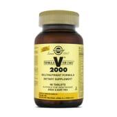 Formula Vm-2000 - 90 Tabs da Solgar