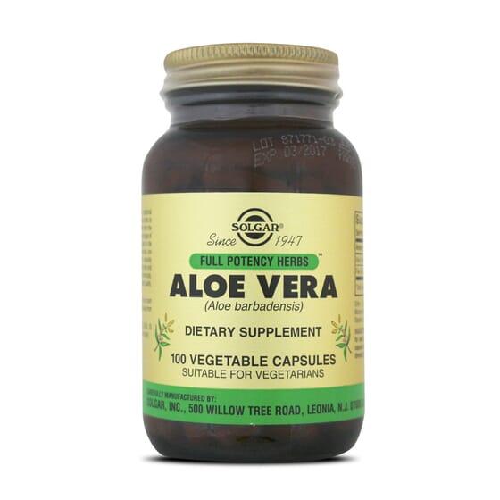 Aloe Vera 100 Vcaps da Solgar