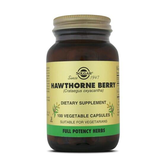 Hawthorne Berry 100 Vcaps da Solgar
