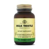 Milk Thistle 50 Vcaps da Solgar