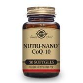 NUTRI-NANO COQ-10 de Solgar