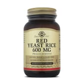 Red Yeast Rice 600 mg 60 Vcapsule di Solgar