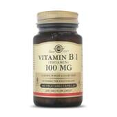 Vitamin B1 100Mg 100 Vcaps da Solgar