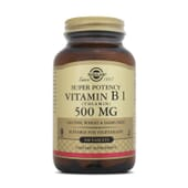 SUPER POTENCY VITAMINA B1 de SOLGAR