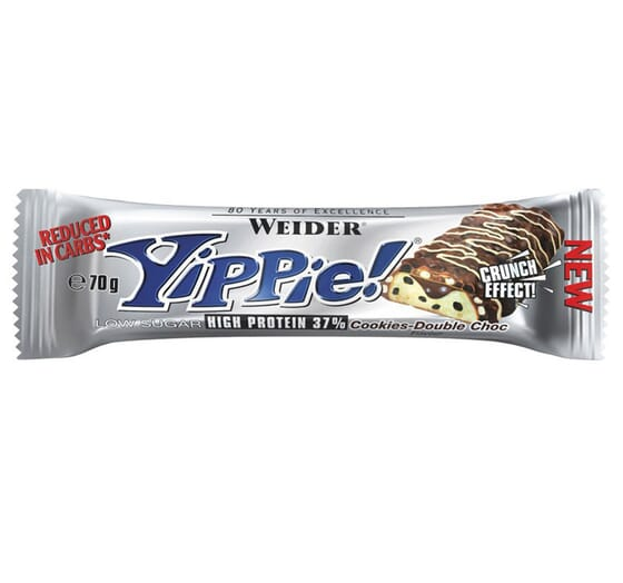Yippie! Bar 70g de Weider