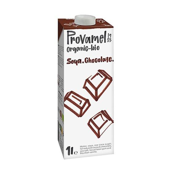 Provamel Bebida De Soja Y Chocolate Bio 1 Litro da Santiveri