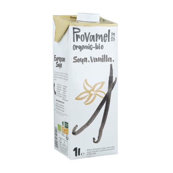 Provamel Bebida De Soja Y Vanilla Bio 1 Litro da Santiveri
