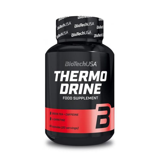 Thermo Drine 60 Caps da Biotech USA
