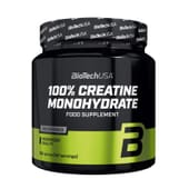 100% Creatine Monohydrate Micronized 500g da Biotech USA